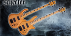 Schecter Session Bass Collection