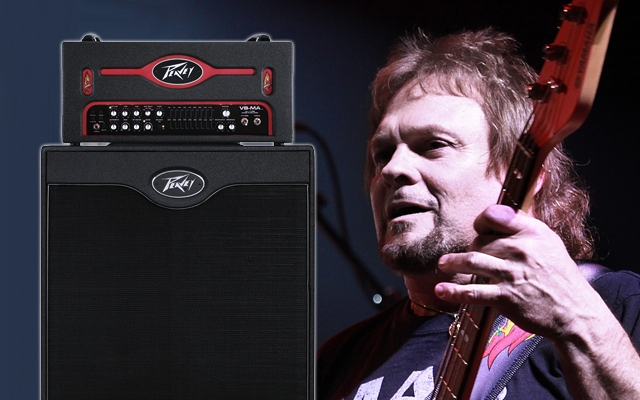 Ampli Peavey signature Michael Anthony VB-MA