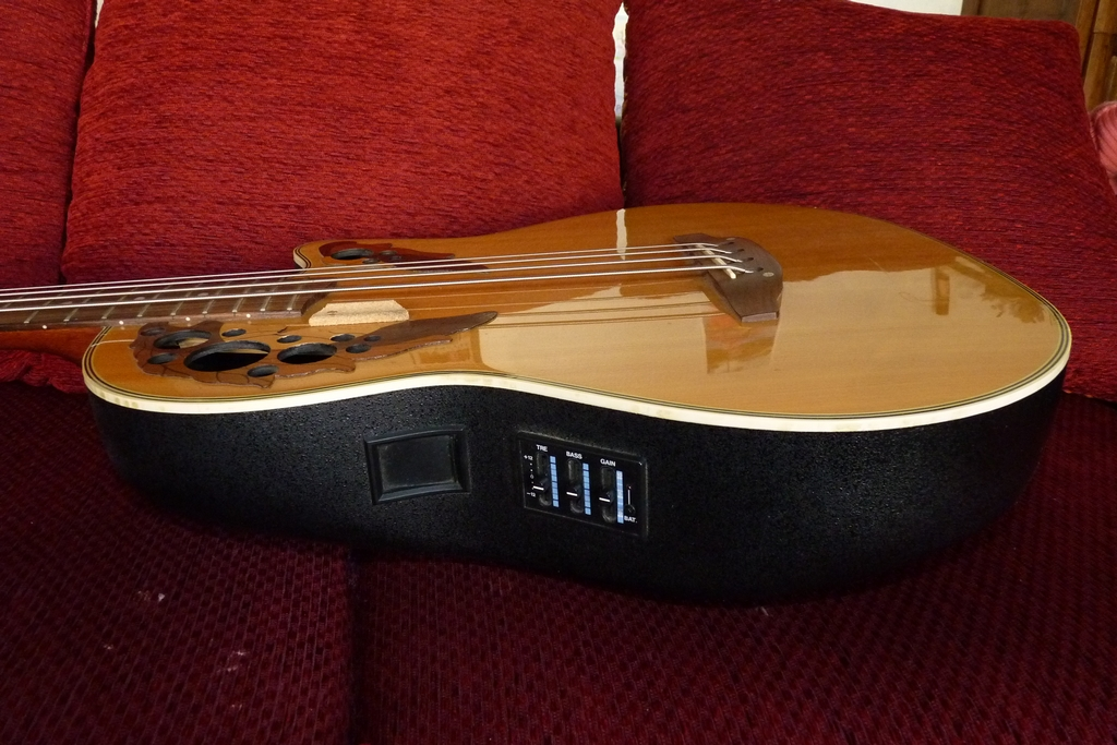 Value Of An Ovation Acoustic/electric Bass. | Axe Central