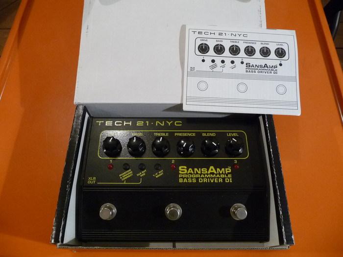 sansamp bass driver programmable manual hardupload. Black Bedroom Furniture Sets. Home Design Ideas