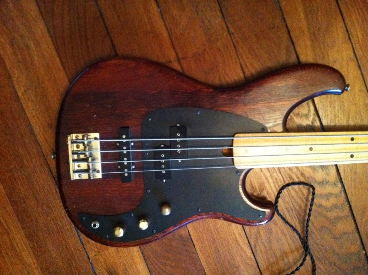 370e : Ibanez Blazer Custom Fretless Made in Japan 1981 [Petite Annonce de  Matos Bassistes : Vends Basse] | Slappyto