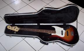 Fender Jazz Bass S1